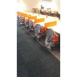 móveis para escritório plataforma de trabalho preço Francisco Morato