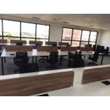 móveis planejados para escritório Sacomã