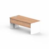 onde comprar mesa de escritório de madeira República