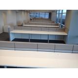 onde comprar mesa de escritório planejada Barra Funda