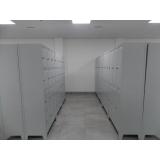 onde contratar armário de aço para escritório Botafogo