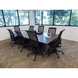 onde encontrar mesa de reunião diretoria Diadema