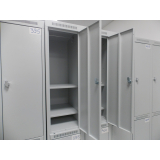 onde vende locker em aço Parelheiros