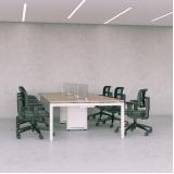 plataforma de trabalho para escritório preço Lins de Vasconcelos