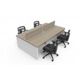 plataforma de trabalho escritório