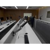 preços de mobiliário técnico com suporte de monitor Diadema