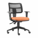 quanto custa cadeira de escritório reclinável Cosme Velho