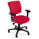 quanto custa cadeira simples de escritório Deodoro