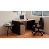 quanto custa mesa de escritório home office Vila Andrade