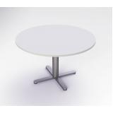 sala de reunião com mesa redonda valor Volta Redonda