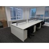valores de plataforma de trabalho escritório Parque São Rafael