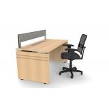 venda de mesa plataforma individual Diadema