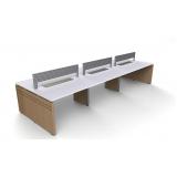 venda de mesa plataforma para 6 lugares Limão