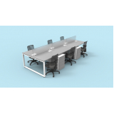venda de mesa plataforma para escritórios ABCD