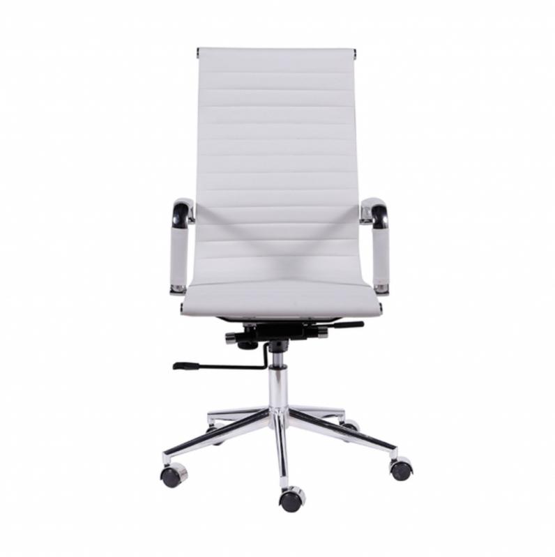 Valor de Cadeira Branca de Escritório Jundiaí - Cadeira de Escritório Diretor
