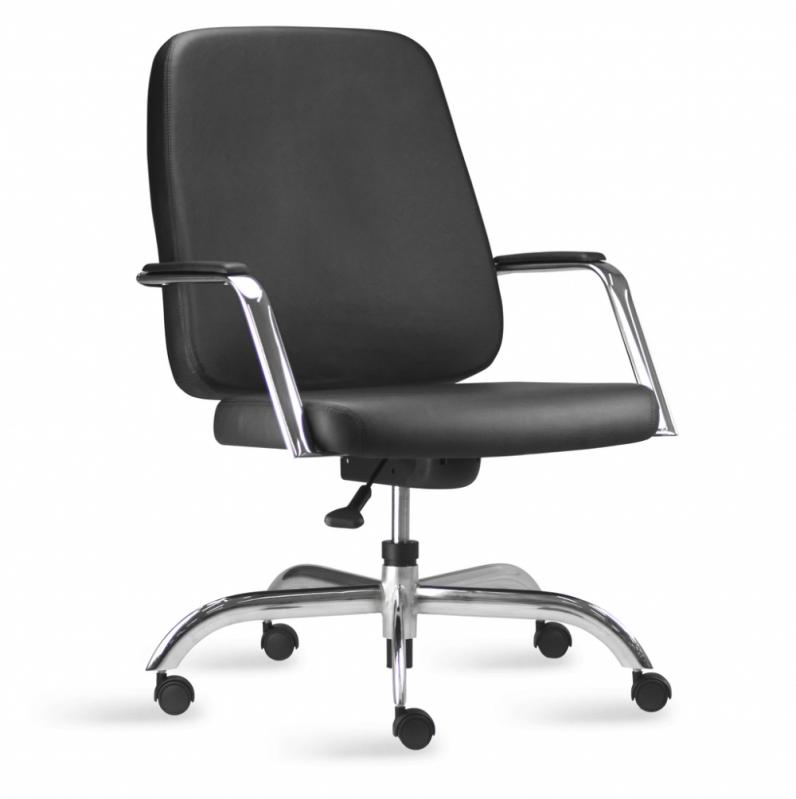 Valor de Cadeira de Escritório Diretor Jaguaré - Cadeira de Escritório Diretor
