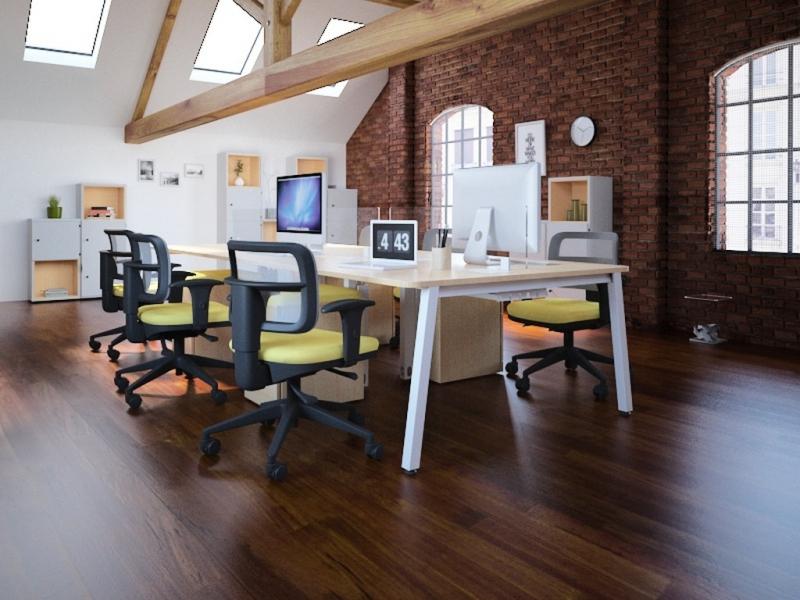Valor de Plataforma para Escritório para Trabalho Liberdade - Mesa para Escritório Plataforma 4 Lugares